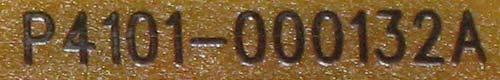 P4101-000132A