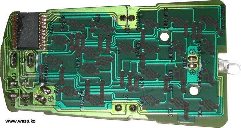 схема Samsung BRM D2AE для видеокамер