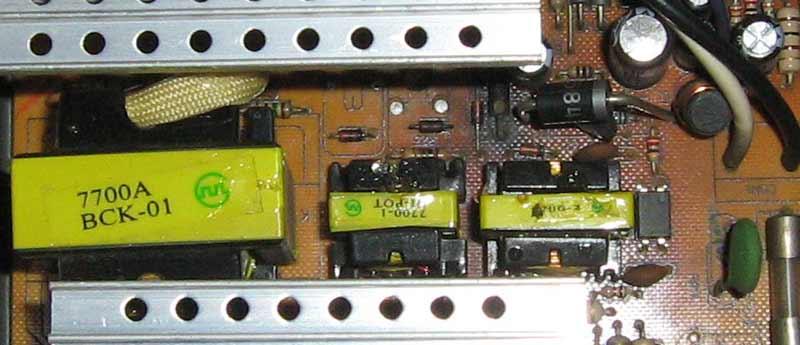 трансформаторы 7700A BCK-01C, 7700-1 HI-POT и 7700-2C