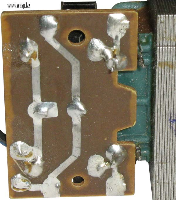 Электроника Д2-10М - схема