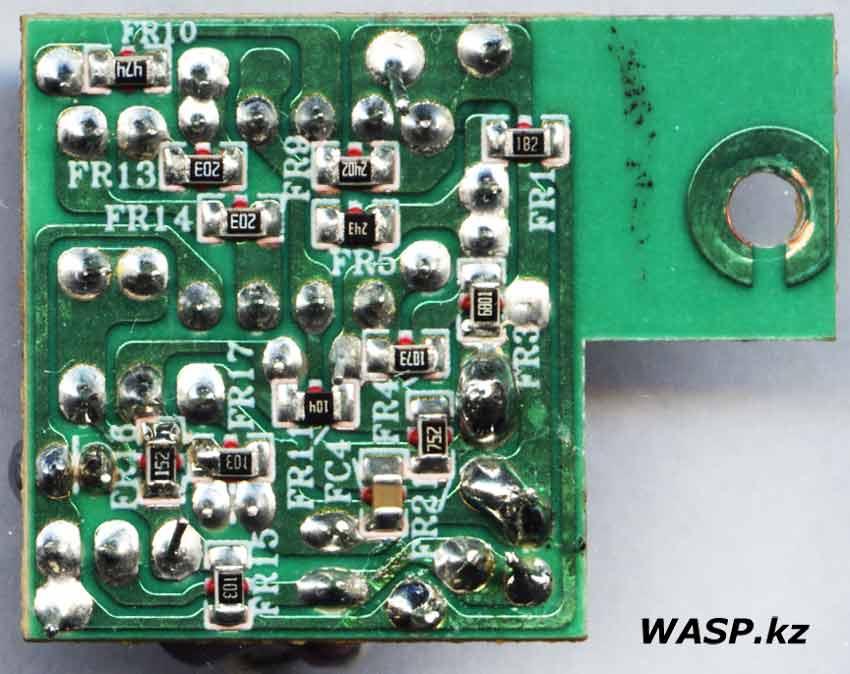 FSP ATX-400PNR регулировка оборотов вентилятора на TS358CD