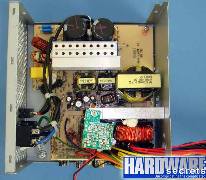 Cooler Master Elite Power и FSP ATX-450PNR одно и то же