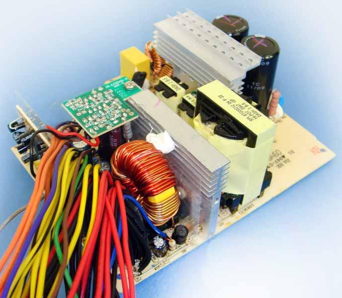 Cooler Master Elite Power RS-460-PSAR-J3 плата электроники
