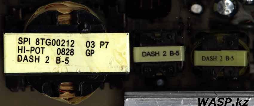 SPI 8TG00212 трансформаторы в FSP ATX-400PNR