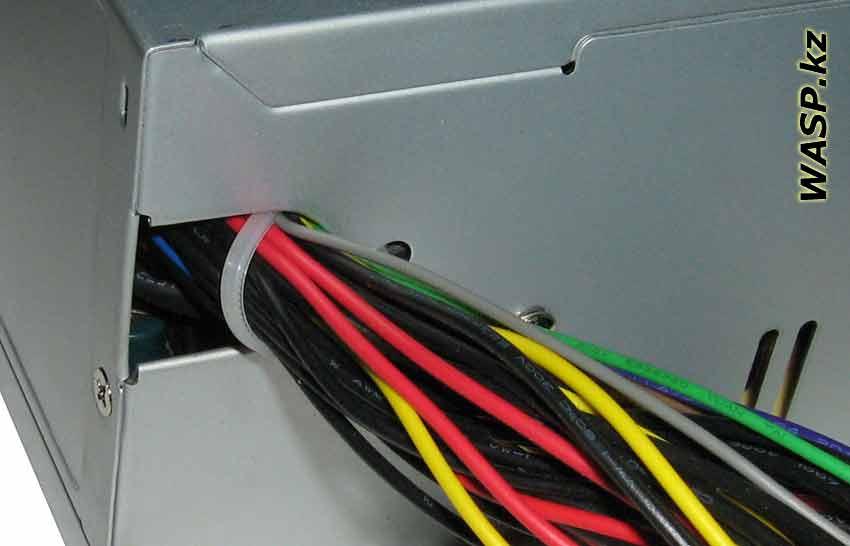FSP ATX-450PNR выходные кабели