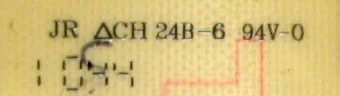 JR CH 24B-6 94V-0 маркировка FSP ATX-450PNR