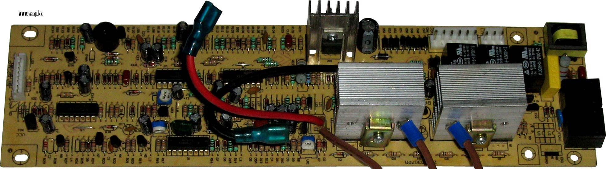 NT-600E 20060307PM - плата UPS