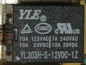 YLE YL303H-S-12VDC-1Z