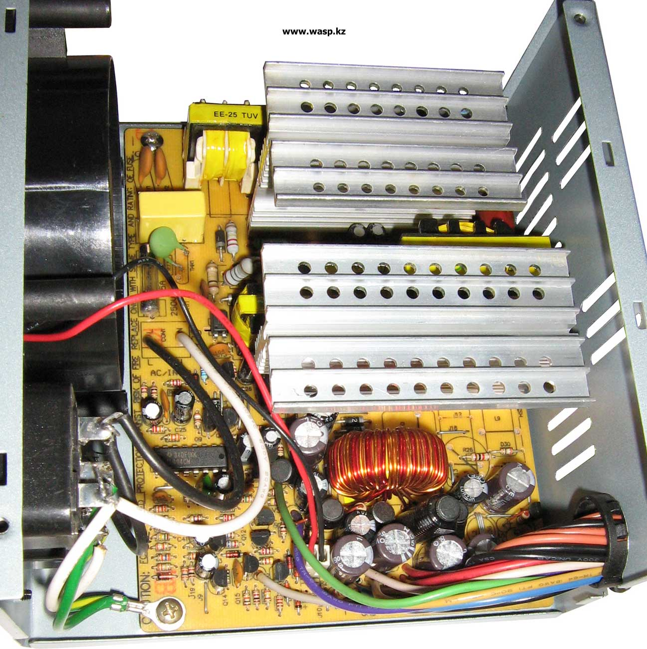 power supply Delux ATX-400W P4