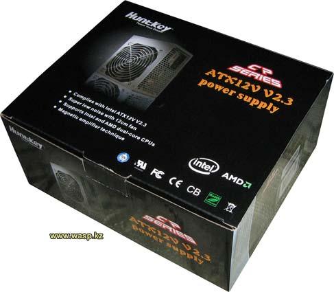 Блок питания HuntKey CP-400HP V2.3 CP Series 400W
