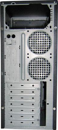 Crown A608-3 задняя сторона корпуса