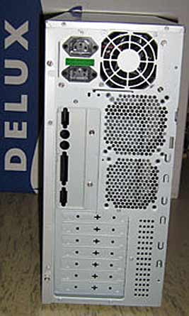 back panel Delux S8211
