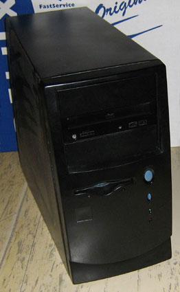 Окраска компьютерного корпуса – кейса