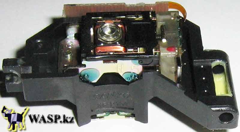 лазерные головки Sanyo для оптических CD/DVD приводов