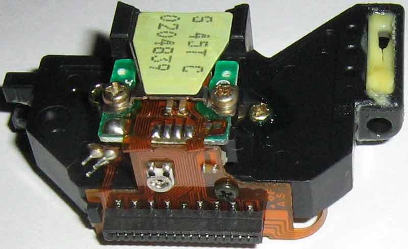 CyberDrive 361D лазер Sanyo SF-P151