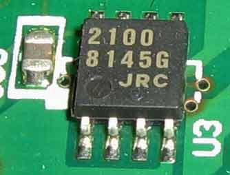 микросхема 8145G супервизор питания