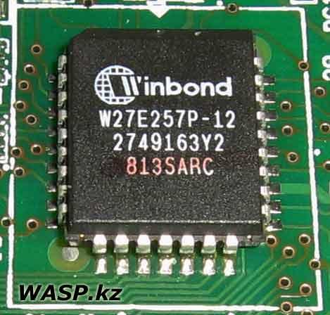 Winbond W27E257P-12 - чип EPROM