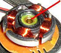 обмотка электродвигателя