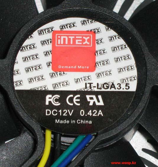 вентилятор intex