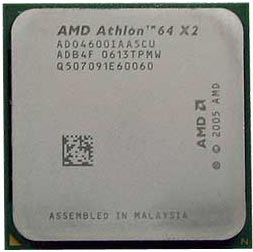 Athlon 64X2 4600+ Windsor процессор