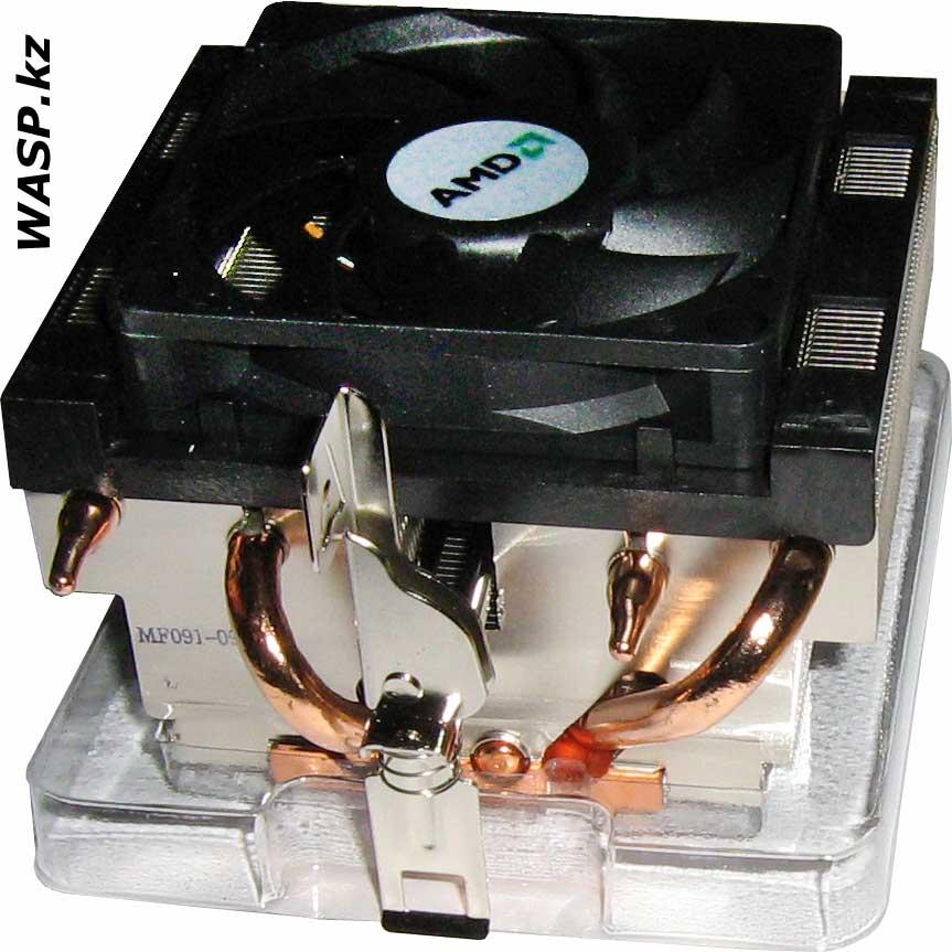 AMD боксовый кулер
