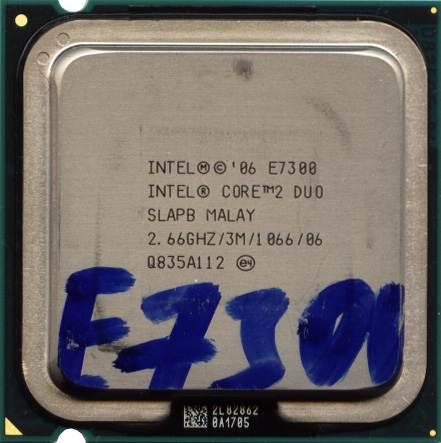 Core 2 Duo E7300 SLAPB