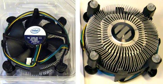 кулер Core 2 Duo - охлаждение