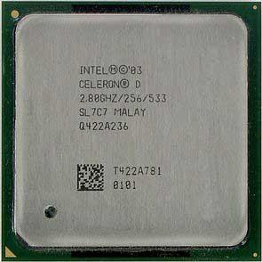Celeron D 2,88 GHz