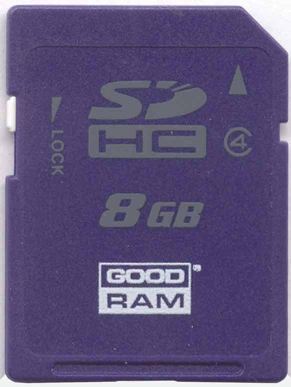 SDC8GHC4GRR10 карта памяти для фотоаппарата
