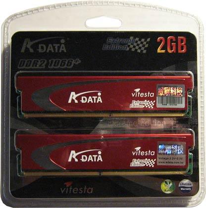 AD21066E001GU блистерная упаковка памяти