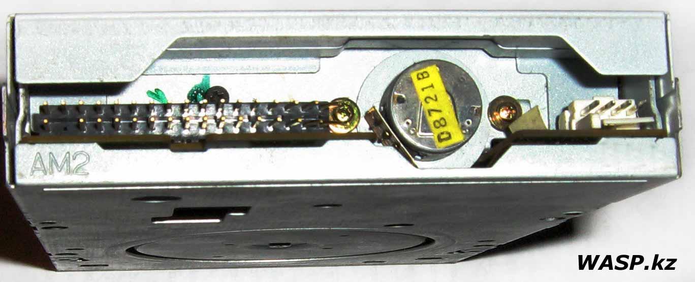 ремонт флоппи-дисковода