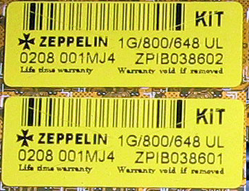DDR Zeppelin ZPIB038601