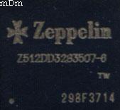 Zeppelin 512MB DDR2 667 - чип памяти