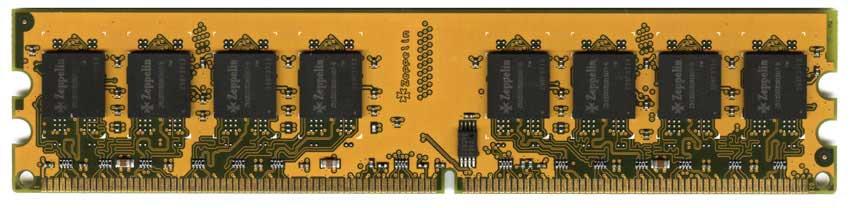 Оперативная память Zeppelin 512MB DDR2 533 (PC 4200) 240-Pin