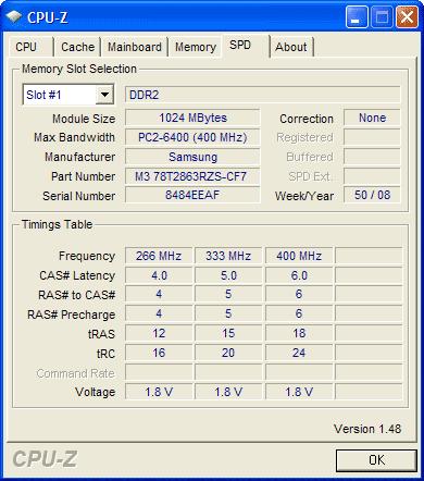 SPD M3 78T2863RZS-CF7