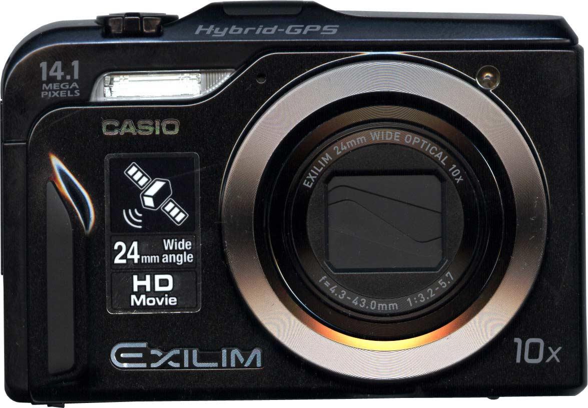 Casio EX-H20G Exilim цифровой фотоаппарат