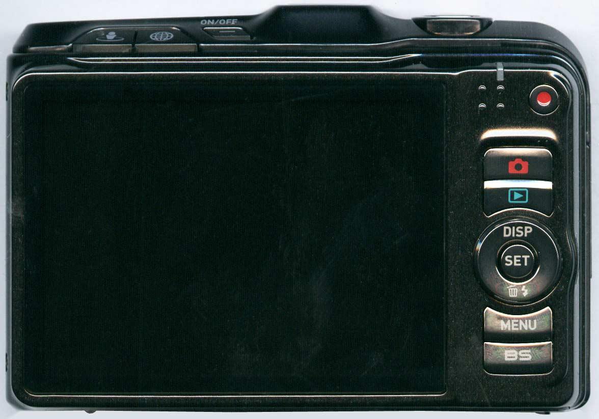 фотокамера цифровая Casio EX-H20G Exilim