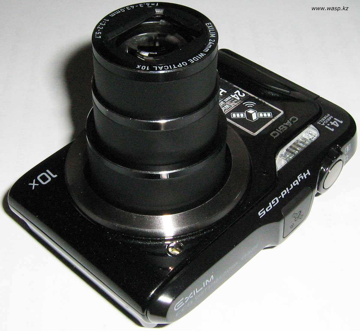 Casio EX-H20G Exilim полный 10 кратный зум