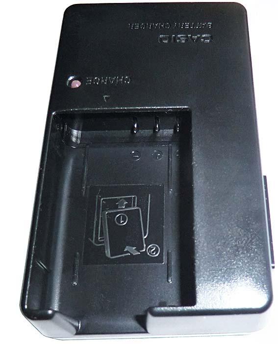 ремонт зарядки для фотокамеры Casio EX-H20G Exilim