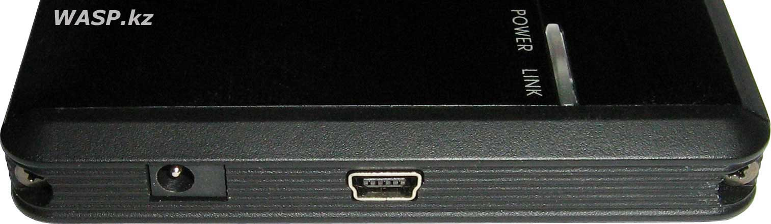 Внешний жесткий диск SATA II USB2.0/1.1