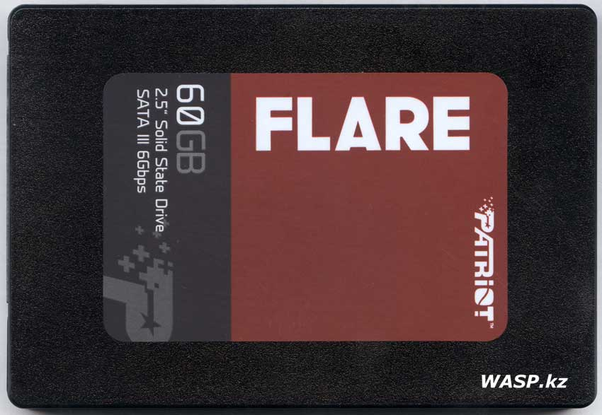 PATRIOT Flare PFL60GS25SSDR дешевый SSD