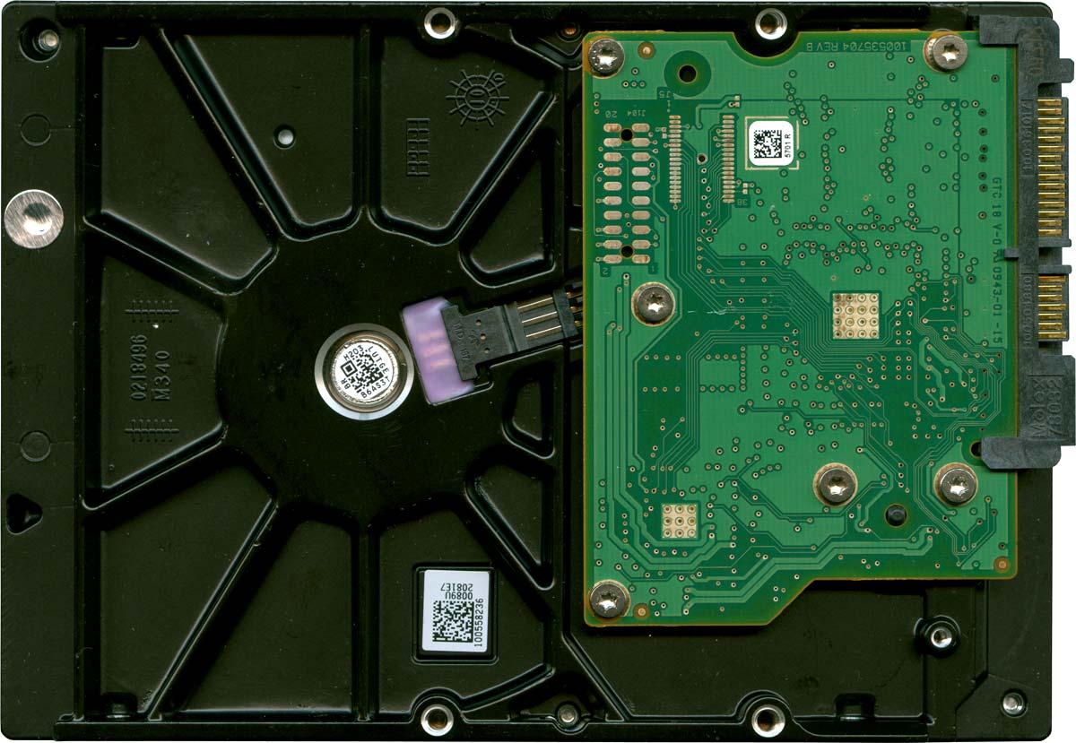 Simmtronics ST3500312CS 500 Гб SATA-II