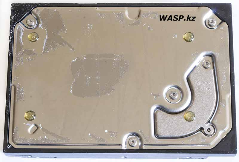разборка старого HDD Seagate ST320014A
