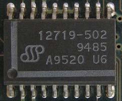 12719-502 9485 A9520 U6