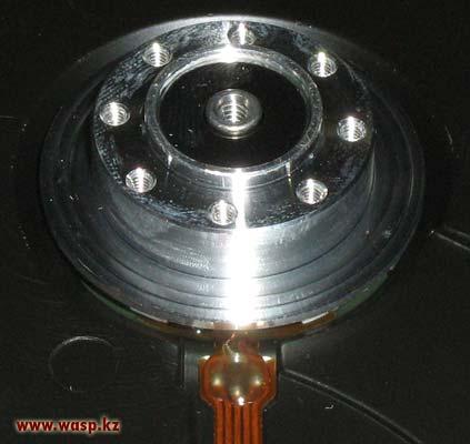 Жесткий диск Seagate ST3660A - шпиндель