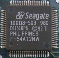 Seagate 1000118-503 980 D11510PN F-54AT2NW