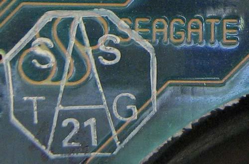 Seagate TSSG 21