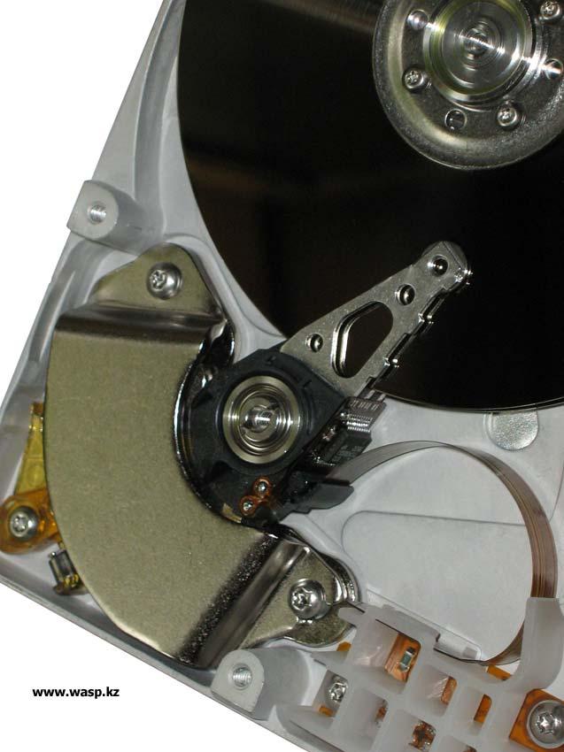 Жесткий диск WD Caviar 2540 блок головок