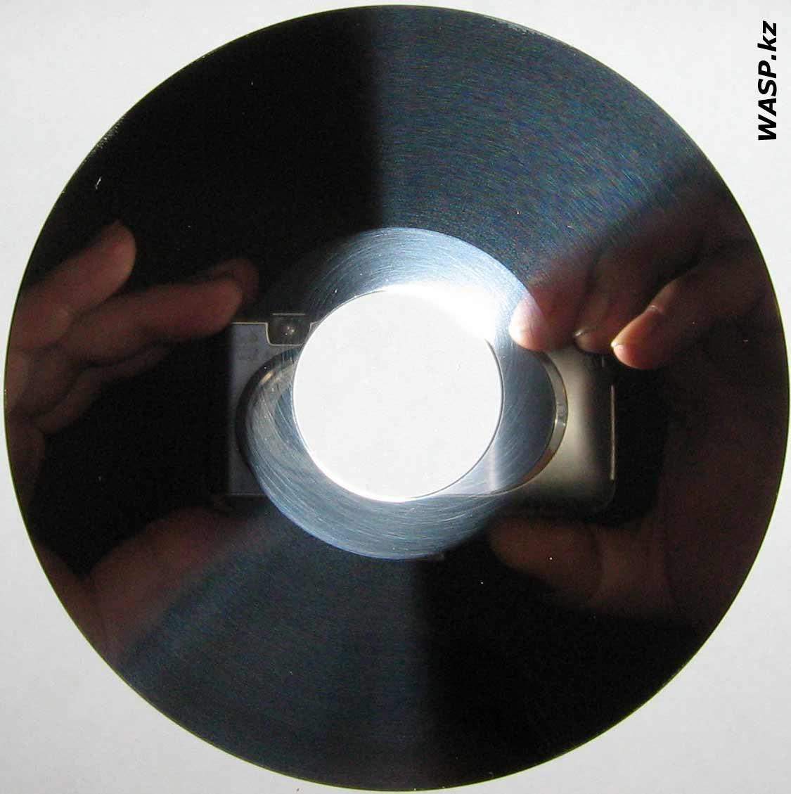 Samsung WU32163A пластины в жестком диске