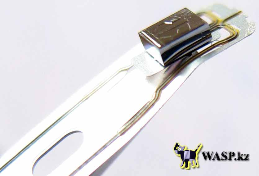 Samsung WU32163A слайдер и головки